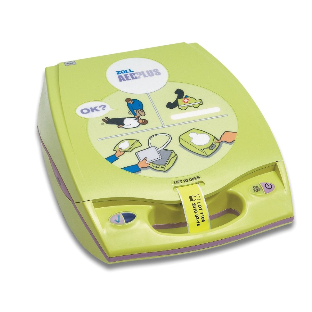 Defibrilátor ZOLL AED Plus