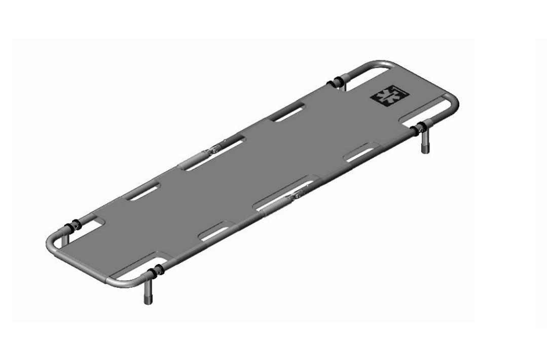 9701ea69b9 Skládací nosítka pro první pomoc SPENCER